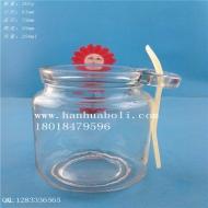 250ml单耳布丁玻璃瓶