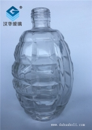 500ml手雷玻璃酒瓶