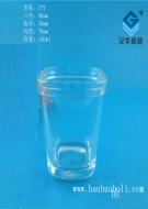 150ml方形布丁玻璃瓶