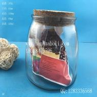 500ml玻璃储物罐