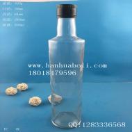 50ml圆橄榄油玻璃瓶