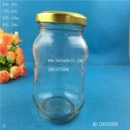 220ml辣椒酱玻璃瓶
