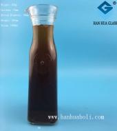 1000ml方底果汁玻璃瓶