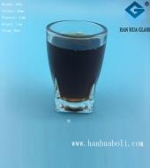 90ml方底玻璃杯