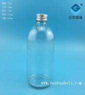 500ml果汁饮料玻璃瓶