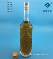 750ml出口红酒玻璃瓶