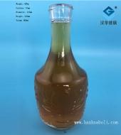 960ml威士忌玻璃酒瓶