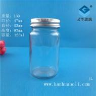 120ml圆形玻璃瓶