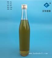 500ml牛儿玻璃白酒瓶
