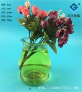 730ml双耳玻璃花瓶