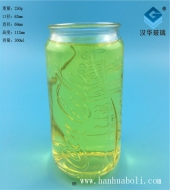 300ml可乐玻璃饮料瓶