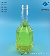 350ml玻璃红酒瓶