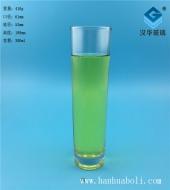 300ml直筒玻璃牛奶杯