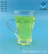 150ml手把玻璃果汁杯
