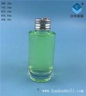 50ml晶白料玻璃小酒瓶