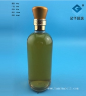 650ml玻璃酒瓶