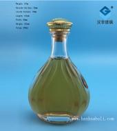 500ml玻璃洋酒瓶
